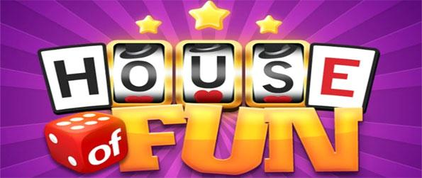 House of Fun Slots - Play one of over 40 machines, or play them all in this amazing online social casino game.