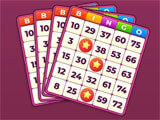 Bingo My Home picking cards