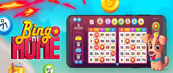 Bingo My Home - Get hooked on this immersive and enjoyable bingo game that's filled to the brim with exciting content.