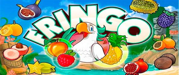 Fringo - Take a chance on this new game mixing the best of slots and bingo together into a fun and fruity experience.
