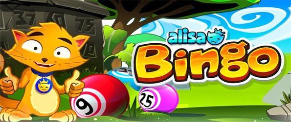 Alisa Bingo - Play and win with a fantastic fun new bingo game free on Facebook.