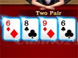 Winner in Casinox Texas Hold'Em poker