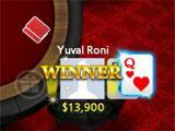 Casinox Texas Hold'Em poker Winning Hand