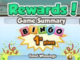 Amazing Rewards on Bingo Blingo - WOW!
