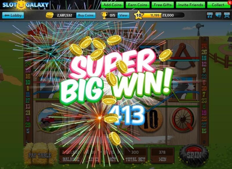 Slot Galaxy Game