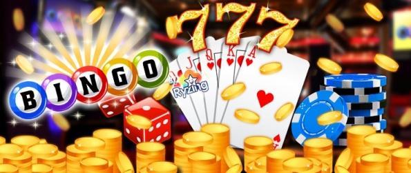 Bingo by Ryzing - Take a trip around the world and win big rewards in Bingo World Tour!
