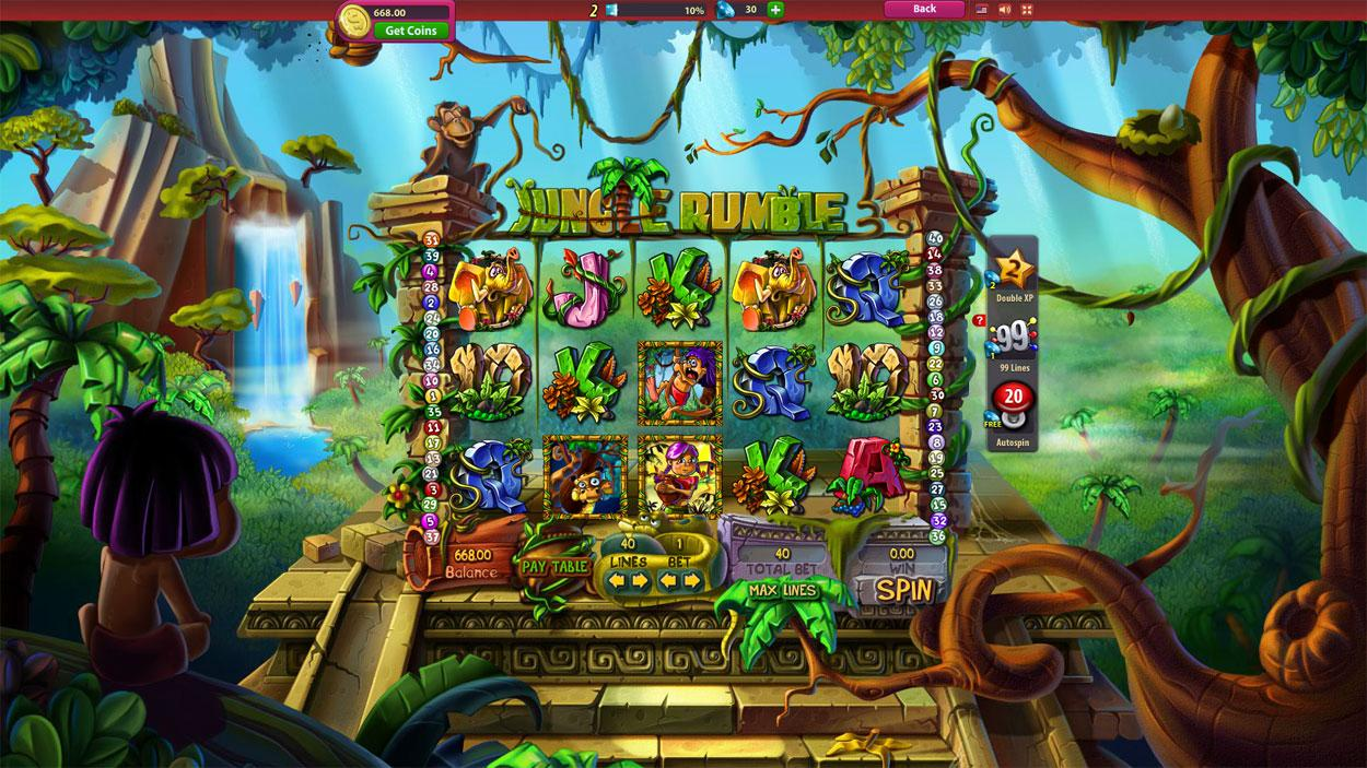 Rumble in the jungle slots buffalo gold slot machine download