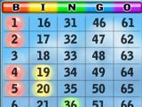 Game Play on Bingo Beach