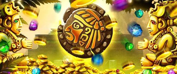 Aztec Treasures - Enjoy a fantastic new 3D slots experience.