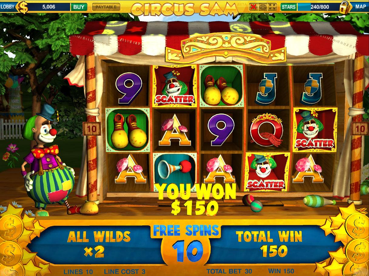 bingo slot games