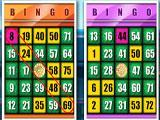 Wheel of Fortune Bingo 3 Card Game