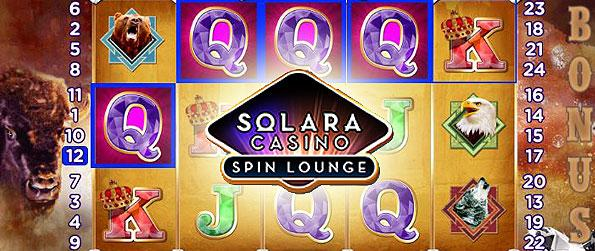 Solara Casino Slots and Bingo - Enjoy the game as it features some of the most exciting, high-end Slots and Bingo games in Facebook.