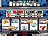 Vegas Downtown Slots Million Dollar Heist Themed Slot Machine