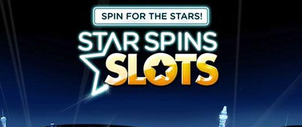 Star Spins Slots - Choose from tons upon tons of different slot machines in this awesome slots game.