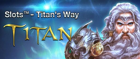 Slots Titan's Way - Enjoy a free, Greek mythology themed slots game with tons of levels to play and machines to earn while  playing.