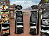 Game Lobby Slots Options in Slots Quest: Wild West Shootout