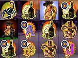 Slots Quest: Wild West Shootout Wild West Bonus Spin