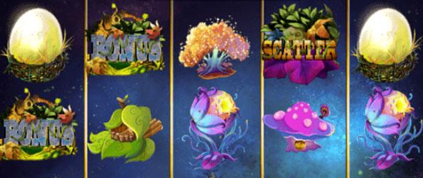 Slots: Magic Forest - Enjoy this awesome and addictive slots experience and win big.