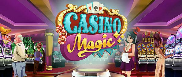 Casino Magic - Enjoy the uniquely designed collection of themed slots to play with their multitudes of payout patterns and bonus plays to pay a hefty day of rewards.
