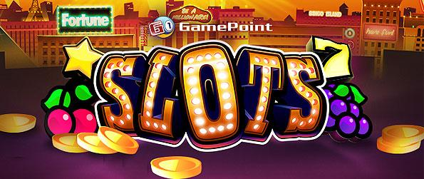 Gamepoint Slots - Enjoy a great collection of well polished slots to hand you the authentic slots gambling experience!