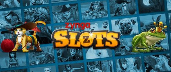 Zynga Slots - Take a spin on these amazing and beautiful slot machines.