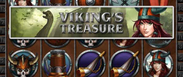 Viking Treasure Slots - Enjoy a great Facebook slots game - rendered with a great Vikings motif to compliment it, along with varieties of other themed slots to unlock thereafter.