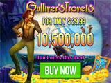 Magical Legends Slots Gulliver's Travels