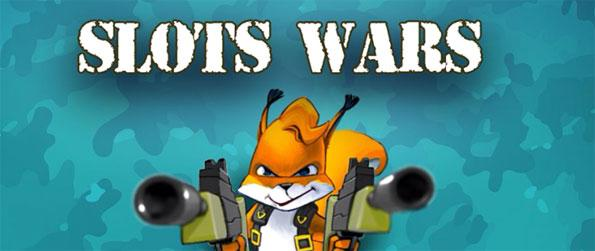 Slots Wars - Summon that luck and win big in a game of slots.