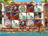 Casino Dreams Exploding Pirates Slot Machine