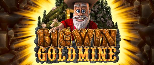 Big Win Goldmine - Try your hand at this beautifully designed slot machine game.