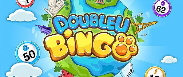 DoubleU Bingo - Easily enjoy an infinite stream of tourneys to your favorite past time casual mini lottery game, Bingo, in this wonderful Facebook game.