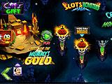 Casino Lobby in Slots Monsters Saga