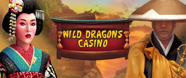 Wild Dragons Casino - Immerse yourself in this fun slots game that has lots of ways to keep players entertained for hours upon hours.