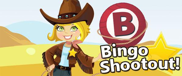 Bingo Shootout - Play this refreshing and addictive bingo game that's quite unlike any other.