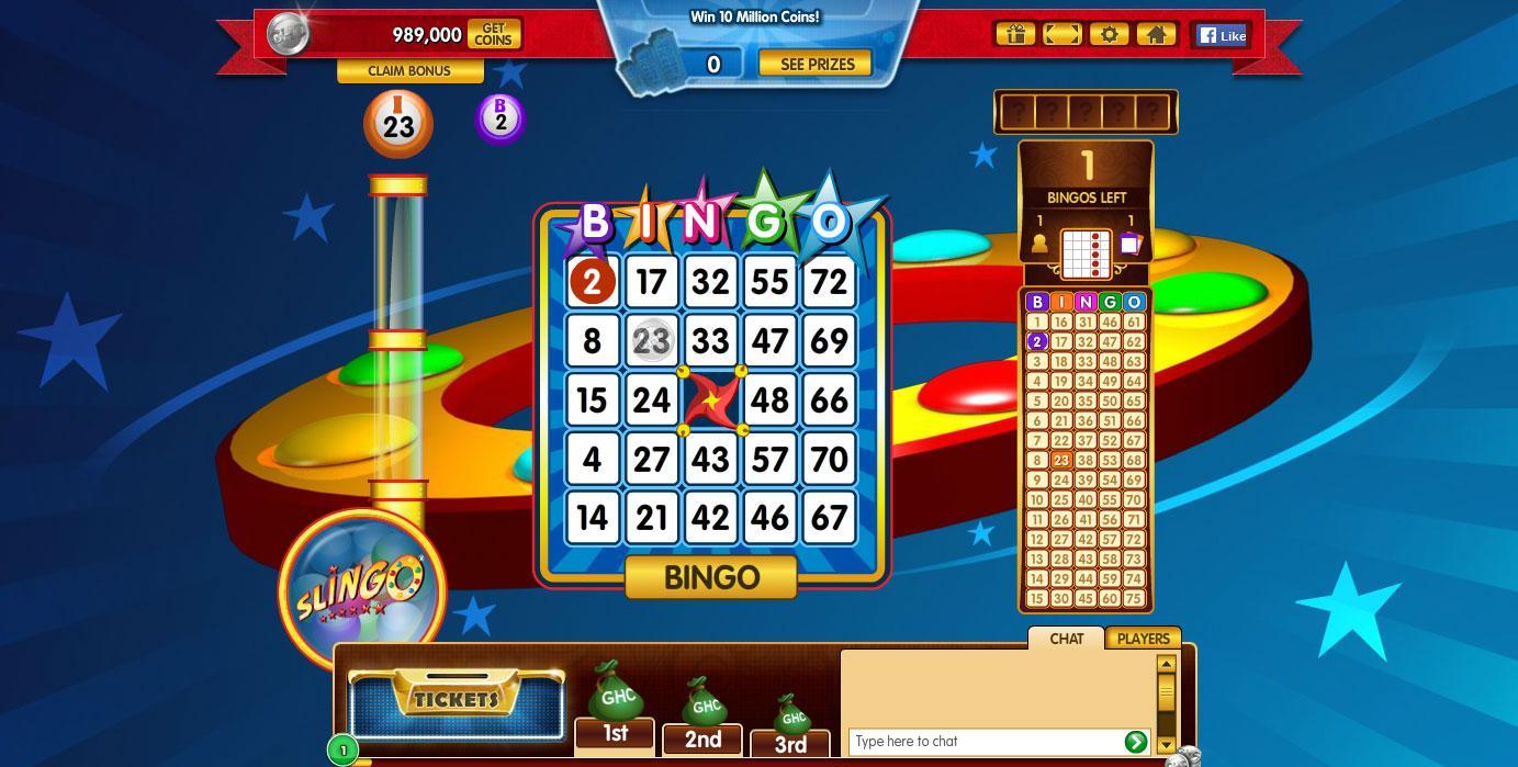 Juegos De Casino Bingo