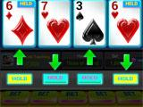 Candy Cane Casino Video Poker