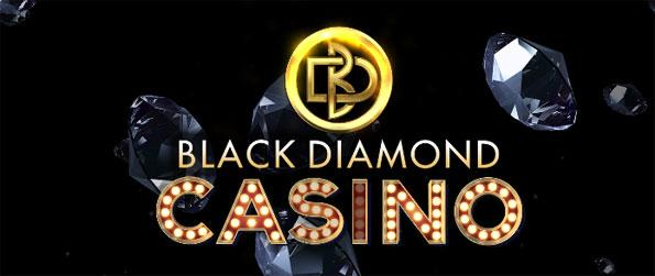 Black Diamond Casino - High definition graphics and exciting slots gameplay are at your disposal.