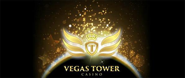Vegas Tower Casino - Try out your luck in the most addicting slot game Vegas Tower Casino.