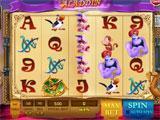 Mystery Free Slots Aladdin Slot Machine