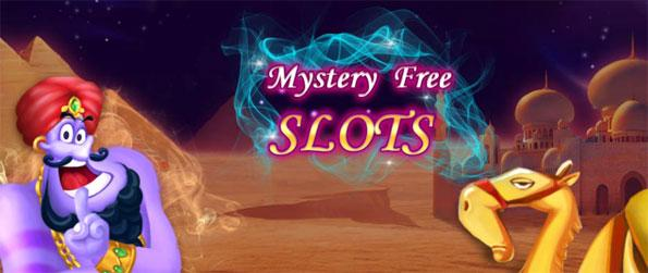 Mystery Free Slots - Bet more money, and win more rewards and experience points.