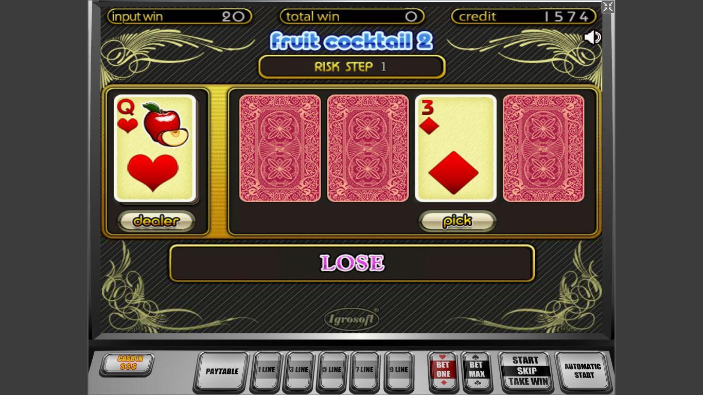 Онлайн казино черное красное