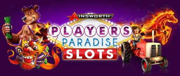 image of players paradise slots