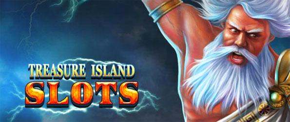 Treasure Island Vegas Slots - Play more, and win more in this exciting slot machine game.
