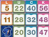 Let's Go Bingo 2 card game