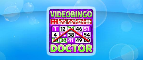 Video Bingo Doctor - Enjoy an exciting game of video bingo in Video Bingo Doctor.