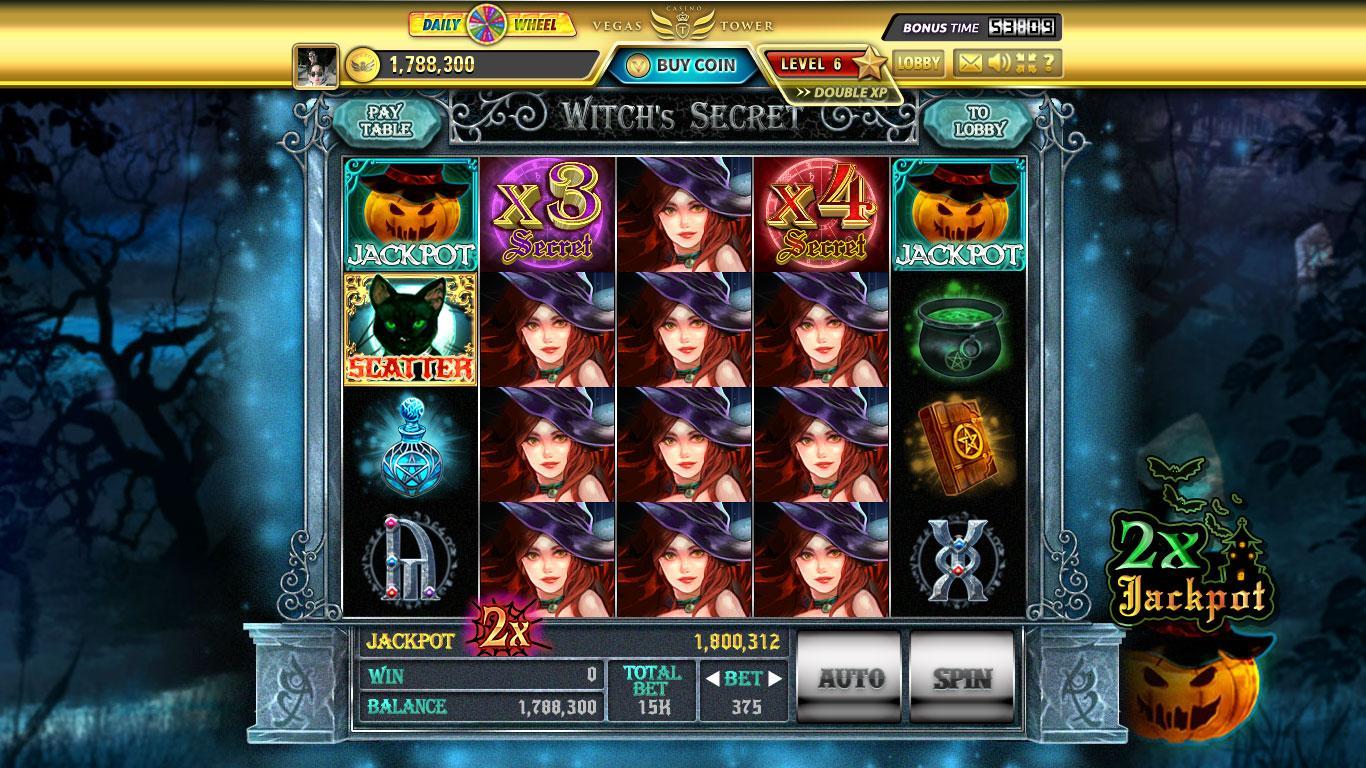 vegas tower casino free slots