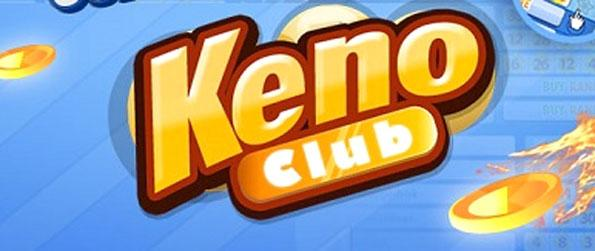 Keno Club - It's time for you to experience a different kind of Bingo.