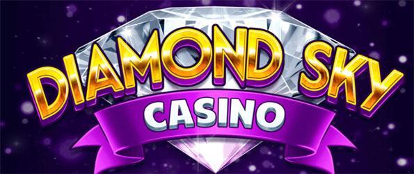 Diamond Sky Casino - Enjoy playing slot machine games without any hassle.