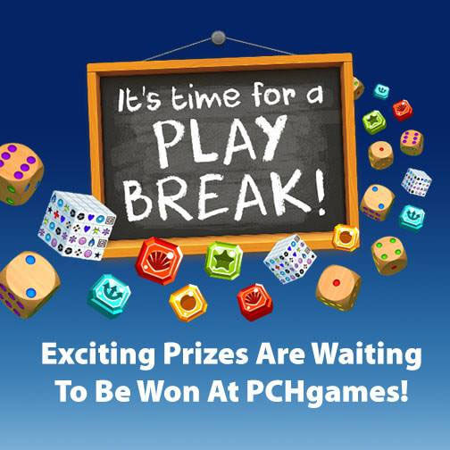 Take a Play Break with PCH Slots
