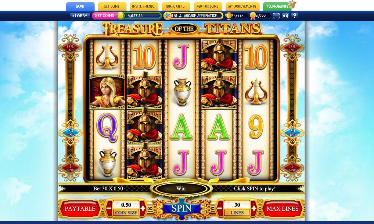Vegas machines